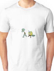 FUNNY SPONGEBOB Unisex T-Shirt