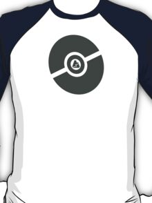 Pokemon Pokeball Rock T-Shirt