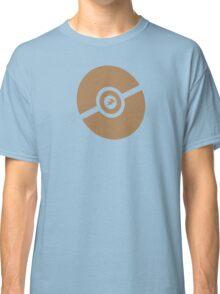 Pokemon Pokeball Ground  Classic T-Shirt