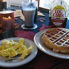 Fall Morning Breakfast by Sarah Trent