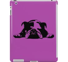 Bulldog iPad Case/Skin