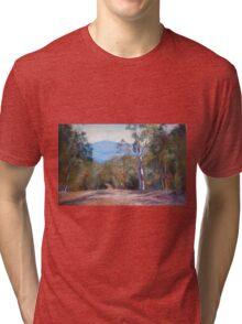 'High Country Track' Tri-blend T-Shirt