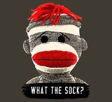 What The Sock? Sock Monkey Unisex T-Shirt