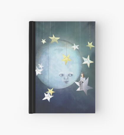 Hanging with the Stars Hardcover Journal
