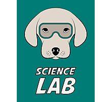 Science Lab Photographic Print