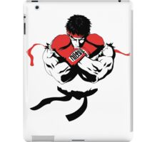 Fighter Champion iPad Case/Skin
