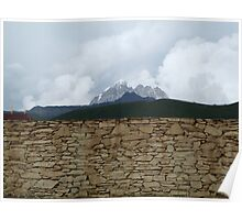 The Mountain behind the Walls Poster