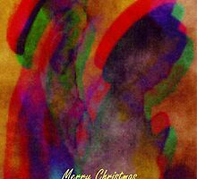 Christmas greeting card  by patjila
