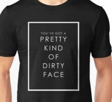 PRETTY FACE Unisex T-Shirt
