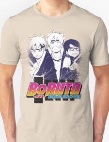 Boruto - Naruto The Movie T-Shirt
