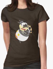 Morton Koopa - Vector Art Womens Fitted T-Shirt