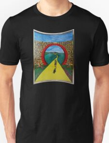 Running for your life Unisex T-Shirt