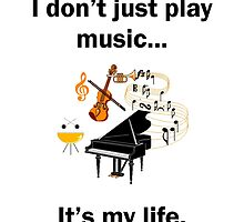 Music It's My Life by GiftIdea