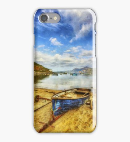 Lets Sail Away iPhone Case/Skin