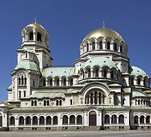 Alexander Nevsky Memorial Cathedral Church by John Rocha