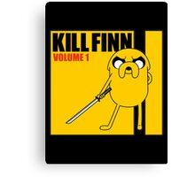 Kill Finn Canvas Print