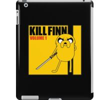 Kill Finn iPad Case/Skin