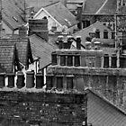 Conwy Chimneys by James Grant