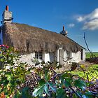 Cranstal Cottage - Isle of Man by Richard  Cubitt