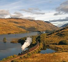 Steam III by Andy Taylor