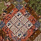 Wilfred & Cloves-www.carloynsquiltingroom.com.au by Bernie Rosser