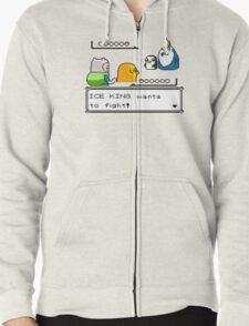 Adventure time Zipped Hoodie
