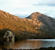 Late Afternoon at Dove Lake, Cradle Mountain, Tasmania, Australia. by kaysharp