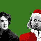 VERY MANNY CHRISTMAS by ffarff