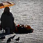 Istanbul Umbrella by Saka
