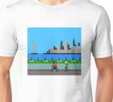 Ask Gary Vee Show - NES Punch Out Training Unisex T-Shirt