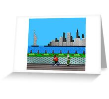 Ask Gary Vee Show - NES Punch Out Training Greeting Card