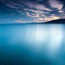 Big blue - Derwent River by lee Henley