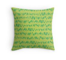 Abstract grunge pattern Throw Pillow