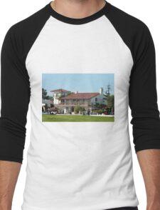 Sea Port Village 2 Men's Baseball ¾ T-Shirt