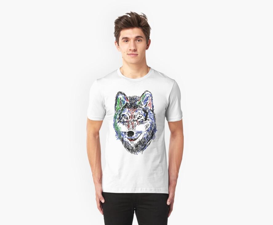 Wolf by dadawan