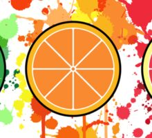 Citrus Sticker