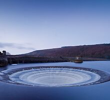 Ladybower Plughole by James Grant