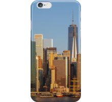 Manhattan panorama iPhone Case/Skin
