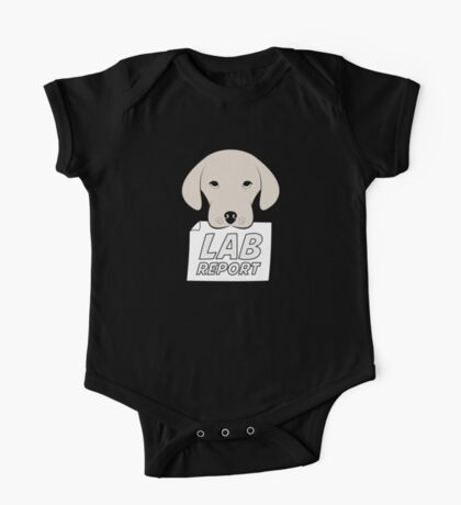 Lab Report One Piece - Short Sleeve
