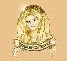 Savior of Storybrooke by tonksiford