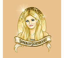 Savior of Storybrooke Photographic Print
