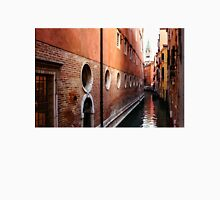 Impressions of Venice – Palaces and Side Canals Unisex T-Shirt