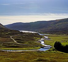 Scotland Scenery by Kristina K
