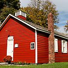 Kripplebush Schoolhouse by djphoto