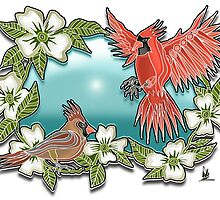 cardinals by arteology