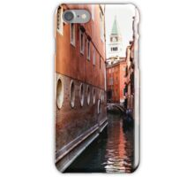 Impressions of Venice – Palaces and Side Canals iPhone Case/Skin