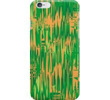 Abstract grunge pattern iPhone Case/Skin