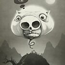 The Holow Pig by Lukas Brezak
