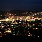 Nagasaki by Night by Matthew Pugh