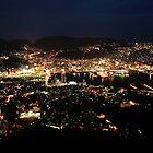 Nagasaki by Night by Matthew Pugh